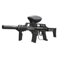 Empire Paintball Slice G36 Elite Paintball Marker, Black