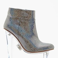 Icy Light Wedge Boot