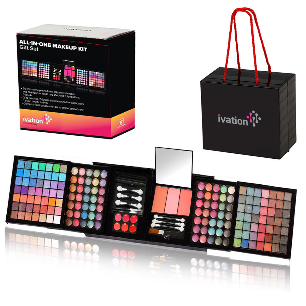 ivation allinone makeup kit gift set from beautiny epic