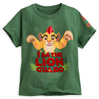 Kion Tee for Boys - The Lion Guard