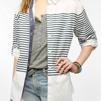Urban Outfitters - BDG Oversized Button-Down Oxford Shirt