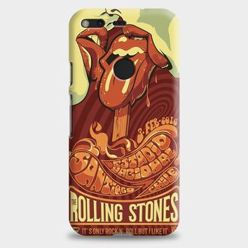 Rolling Stone Poster Art Google Pixel 2 Case | casescraft