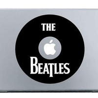 beatles---Macbook decal Macbook sticker Mac decal Mac sticker Vinyl Mac decal Macbook pro decal Macbook air decal ipad decal iphone decal