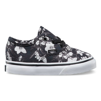 Toddlers Blurred Floral Authentic | Shop Toddler Shoes at Vans