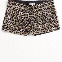 Kirra Sequin Sparkle Shorts at PacSun.com