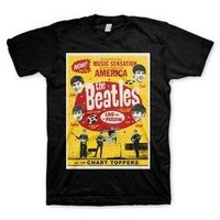 The Beatles | Chart Toppers T-Shirt