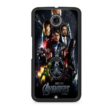 The Avengers Original Nexus 6 case