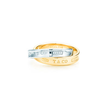 Tiffany & Co. - Tiffany 1837®:Interlocking Circles Ring