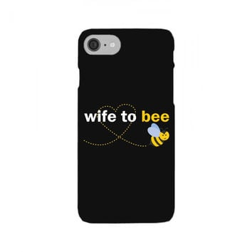 Wife To Bee iPhone 6/6s Shell Case