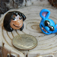 Lilo and Stitch studs