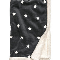 Star-print Throw - from H&M
