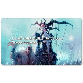ONETOW Many Playmat Choices -Kalastria Highborn- MTG Board Game Mat Table Mat for Magical Mouse Mat the Gathering 60 x 35CM