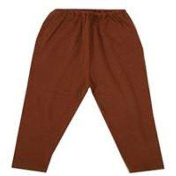 Zutano Chocolate Brown Infant Pants 6-12 months