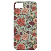 Grungy Floral from Zazzle.com