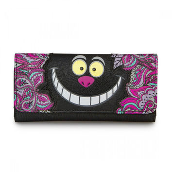 Cheshire Face Wallet