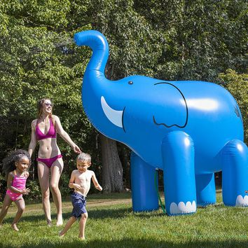 Huge Inflatable Elephant Water Sprinkler