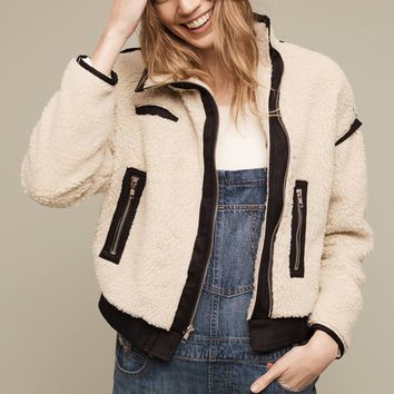 McGuire Sherpa Seamed Jacket