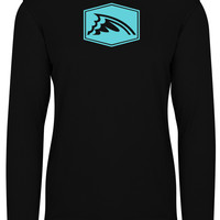 Iconic Fin Performance Shirt (Black)