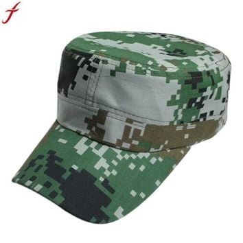 Trendy Winter Jacket 2018 Snapback High Quality Canvas Men Women Camouflage Baseball Cap Hip Hop Dance Hat Cap Casquette Hats   AT_92_12