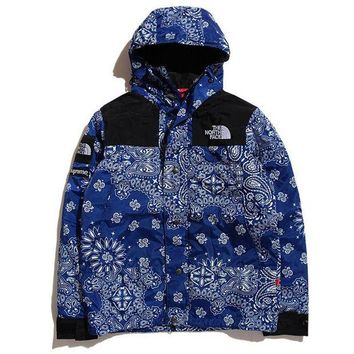 DCCKJN3 The North Face Cotton Thicken Padded Jacket [103861223436]