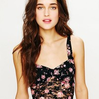 Free People Garden Lace Crop Bra
