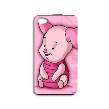 Pink Cute Disney Pig Case Adorable iPhone 4 4s 5 5s 5c 6 6s Plus iPod Cool Cover