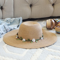 Woodstock Floppy Hat