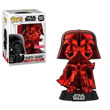 Darth Vader (Red Chrome)