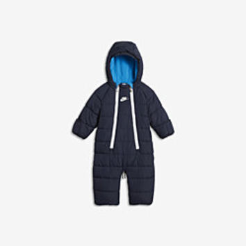 The Nike Sportswear Convertible Infant/Toddler Snowsuit.