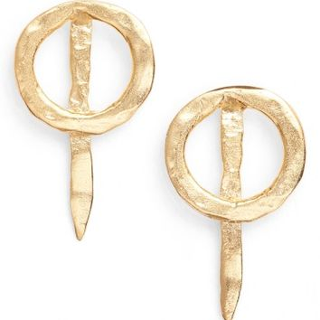 Britt Bolton Thorn Drop Earrings | Nordstrom