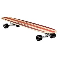 RA Signature Longboard Skateboard - Accessories