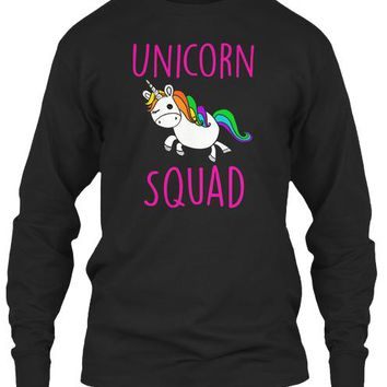 Unicorn Squad Cute Funny Unicorn Shirt