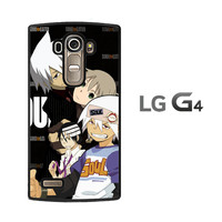 CARTOON SOUL EATER Z2375 LG G4  Case