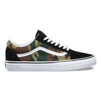 Vans Y Old Skool(Woodland)Camo