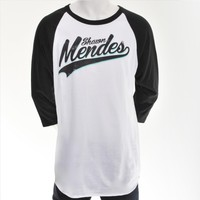 Mendes Baseball Raglan - All Apparel - Apparel