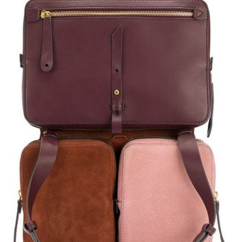 ESBONJF Anya Hindmarch Multi Compartment Backpack - Farfetch