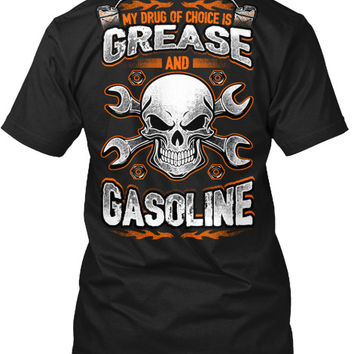 Grease and Gasoline