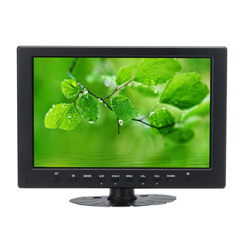 10.1 Inch IPS TFT LCD Display - 1280x800 Native Resolution, HDMI, VGA, Video, USB, Hot Shoe Mount, 350CD/M2