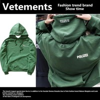 Double Sided Men's Fashion Green Fashion Hoodies [8598660163]