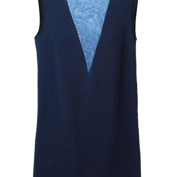 ICIKIN3 Joseph 'Finland' sleeveless dress