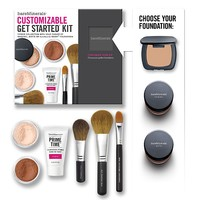 Customizable Get Started Kit | Makeup Collections | bareMinerals