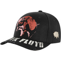 Pink Floyd Men's  Baseball Cap Black Rockabilia
