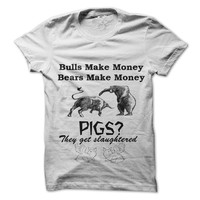 bulls bears and pigs in t