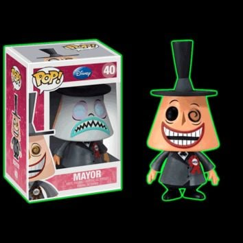 Halloweentown Store: Nightmare Before Christmas Mayor Pop! Vinyl Figure