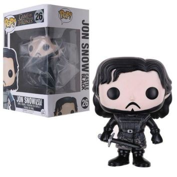 Game of Thrones Funko Pop! Vinyl Figure Toys Jon Snow Grey Worm Gifts Hot