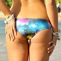 Paia Moderate Bikini Bottoms 1 Choose Style 2 by PeaceOfParadise