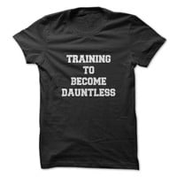 Training To Become Dauntless