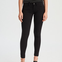 AEO Denim X Jegging , Onyx Black