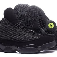 Air Jordan 13 Retro Black Sneakers Men Top Quality JD 13 Basketball Shoes For Sale Onl