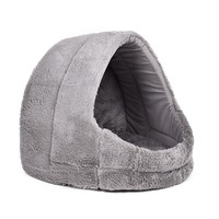 High Quality Luxury Pet Kennel 4 Color Dog Bed Soft Puppy Cushion Cat Bed Pet Bed For Dogs Pet House Small Large Dog Bed